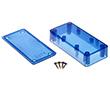 Obudowa kolorowa półprzeźroczysta Z75n niebieska: OB Z75n ABS