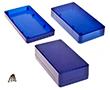 Obudowa kolorowa półprzeźroczysta Z78 niebieska: OB Z78n ABS