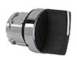 Przełącznik obrotowy, 3-pozycyjne, 22mm, IP66: PRZ ZB4BD4