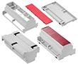 Filtr czerwony do obudowy ZD1010 ABS V0: OB ZDFcz1010 ABS