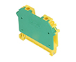 Złączka szynowa, tory: 1, zaciski: 2, 0.5÷6mm2, 1000V: ZP ZUG-4PEA11-B23Z