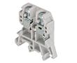 Złączka szynowa, tory: 1, zaciski: 2, zacisk śrubowy, 690V: ZP ZUG-G10A11-0208