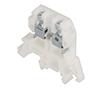 Złączka szynowa, tory: 1, zaciski: 2, zacisk śrubowy, 690V: ZP ZUG-G4A11-0102