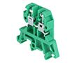 Złączka szynowa, tory: 1, zaciski: 2, zacisk śrubowy, 690V: ZP ZUG-G4A11-0105