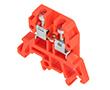 Złączka szynowa, tory: 1, zacisk: 2, zacisk śrubowy, 690V: ZP ZUG-G4A11-0107
