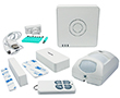 Alarm Kit S2 with door sensor and motion sensor: AD S2 KIT