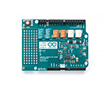 Arduino shield based on the BNO055 sensor from Bosch: ARDUINO 9AxisMotionShield