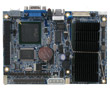 ULV Celeron M Mini Board with VGA/Audio/LAN: ISYS7F810VEA