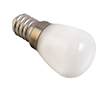 LED bulb 2.5W (equivalent to 25W), warm white (3000K), 160lm, 360°, 230V: OLBC.K2.5W-E14AN