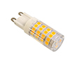 LED bulb 4.0W (equivalent to 25W), warm white (3000K), 350lm, 280°, 230V AC: OLBC.K4.0W-G9DN