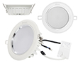 LED downlight 15W, warm white (3000K), 800lm, 90°, 220÷240V: OLDL.BC.15W135-VH