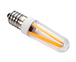 LED Filament Bulb 3.5W (equiv to 35W), warm white (2700K), 250lm, 230°, 230V: OLFBC.K3.5W-E14JM