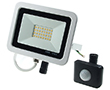 30W SMD LED flood light w/ PIR, neutral white, 2400lm, 120°, 230V: OLFL.BN.30Wcnb-ms