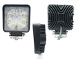 LED work light, 24W, cold white (6000K), 1760lm, 30°, 10÷30VDC: OLI.WK.24W-ED