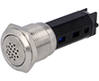Sound signalling device: 80dB, opening diam. assembly.: 19mm: PBLAS1-AGQ-M/AC220V