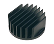 Heatsink for LED, diameter 32mm, height 14mm: RAD ICKLEDR32X14