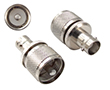 adapter UHF plug, BNC socket: Z UHF705