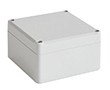 Multipurpose enclosure ET210, EUROMAS II, ABS, IP65, lightgrey: OB ET210
