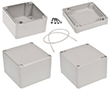 Enclosures hermetically sealed Z111 lightgrey: OB Z111JH ABS