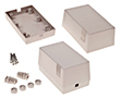 Enclosures for power supplies Z16J lightgrey: OB Z16J PS