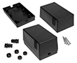 Enclosures for power supplies Z16 black: OB Z16 PS