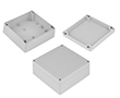 Enclosure hermetically sealed polycarbonate ZP120.120.60 lightgrey: OB ZP120.120.60J TM ABS