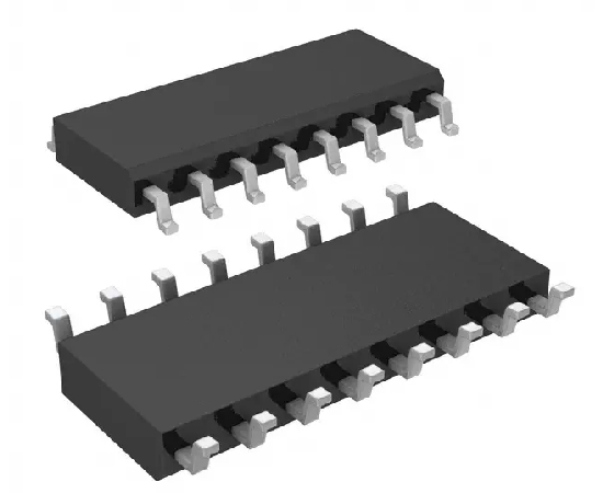 Flip Flop JK-Type Neg-Edge 2-Element 16-Pin SOIC: UT112act d